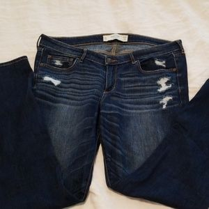A&F The Skinny jeans
